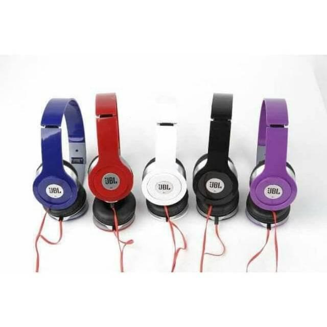 Earphone Bando Gaming JBL / Headset bando DJ JBL