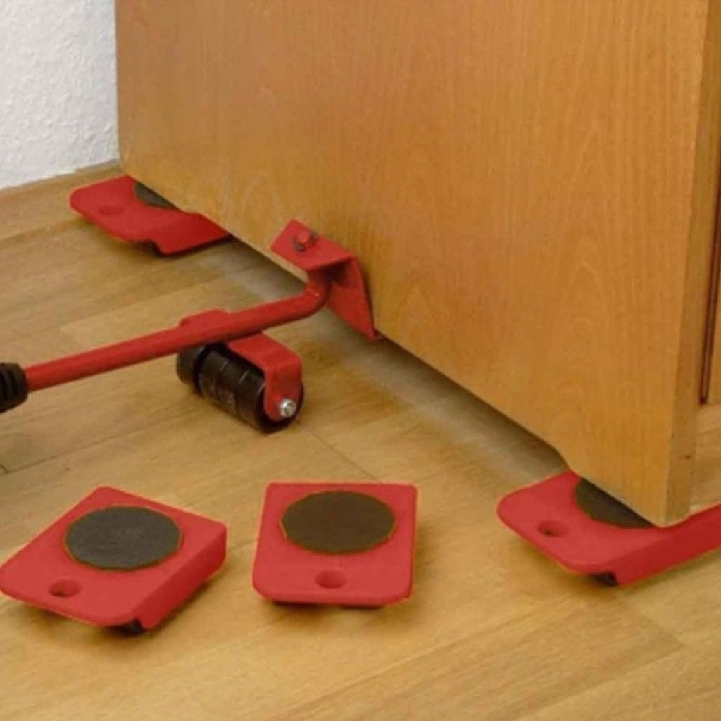 Image result for heavy furniture roller move tools