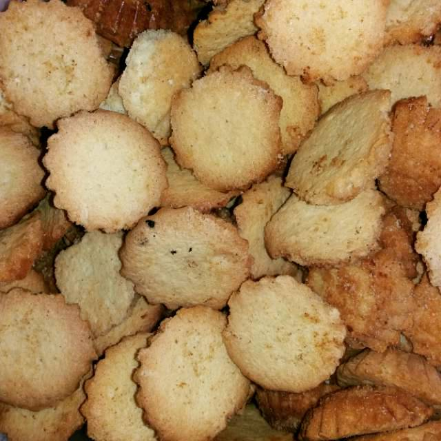 Bolu Kering 250 gram Kiloan Snack Cemilan Enak Murah Oleh oleh Tasikmalaya