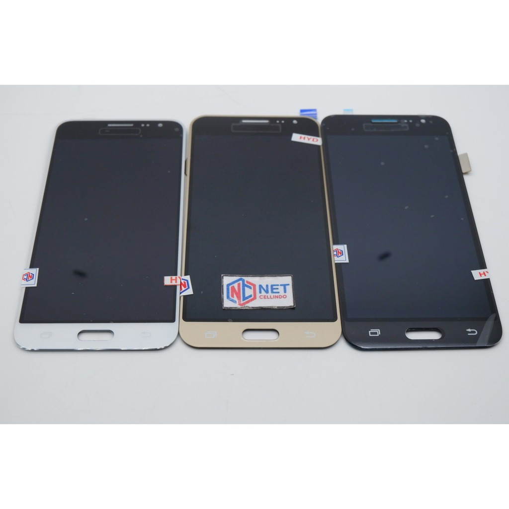 Lcd Samsung J320 Galaxy J3 2016 Touchscreen Shopee Indonesia Lem Frame Hitam T7000 15ml Kd 002515