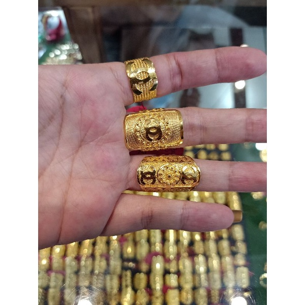 emas asli 24K 1suku(6,7gr)