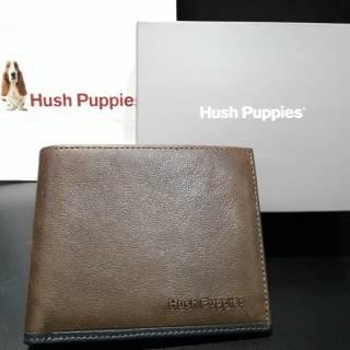 ... DOMPET.21 PRIA MERK Hush Puppies 💯% ORIGINAL-GENUINE LEATHER. habis 39a33a4f10