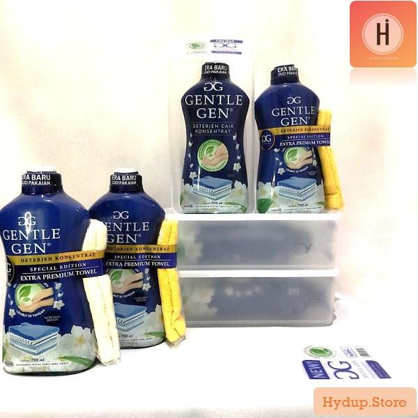 Gentle Gen Deterjen | Gentle Gen Detergent 750 ml
