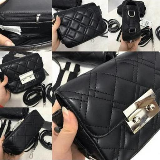 SALE TAS ZARA DOUBLE STRAP ORIGINAL HIGH QUALITY  31c7472d16