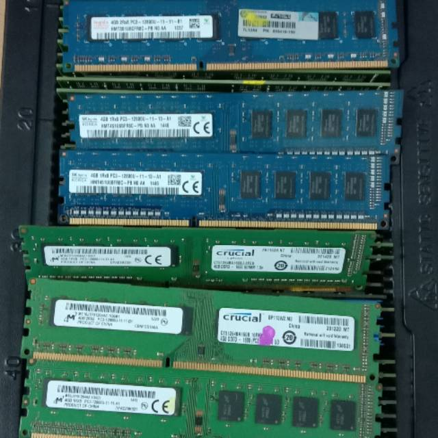 NEW 4GB Memory Module PC3-12800 DDR3-1600MHz for Acer Predator G3620