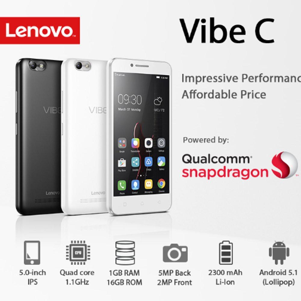 Lenovo Vibe C A2020 8gb Ram 1gb Garansi Tam New Bnib Shopee Indonesia Zenfone