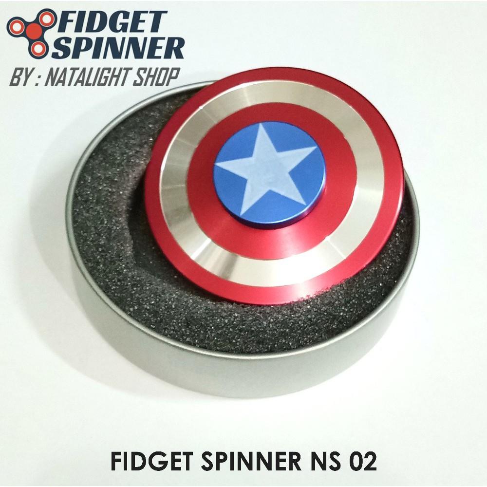 Dapatkan Harga Fidget Spinner Mainan Bayi Diskon Shopee Indonesia Besi Robot Premium Quality