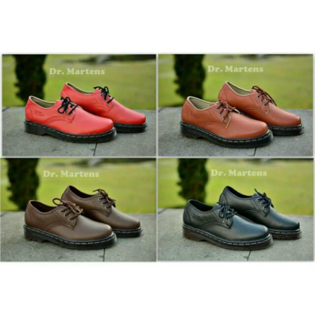 Sepatu tinggi dokmart sepatu docmart kulit sepatu ori sepatu boots dokmart  black ori blackmaster  75e467ce1a