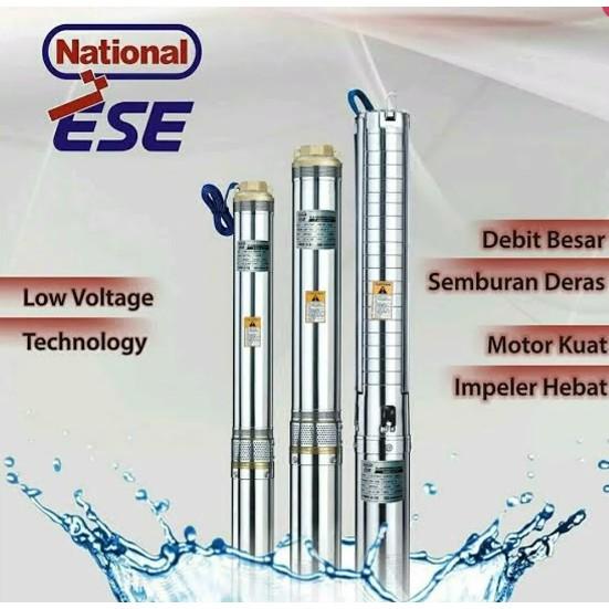 Pompa Celup Sibel Sumur Bor Dalam Submersible Water Pump Kabel 30 M 0 5 Hp Original Pabrik Pompa Air Shopee Indonesia