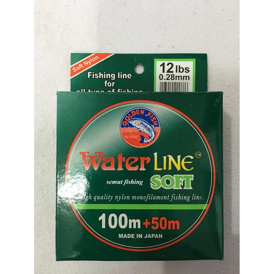 Senar pancing water line soft benang kail pancing made in japan | Shopee Indonesia