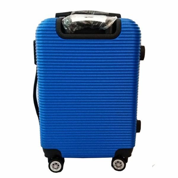 Koper Fiber Tas Travel Umroh Polo Maple B35 ABS Navy Blue Gold Silver Black dan Rose