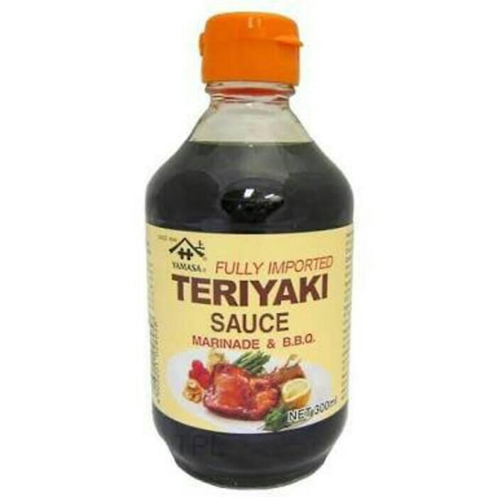 teriyaki saus
