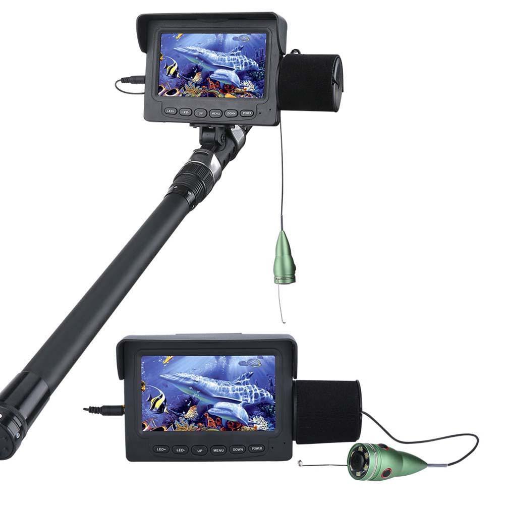 "4.3/"" Waterproof Fish Finder Detector Video Recorder Underwater Camera Monitor"