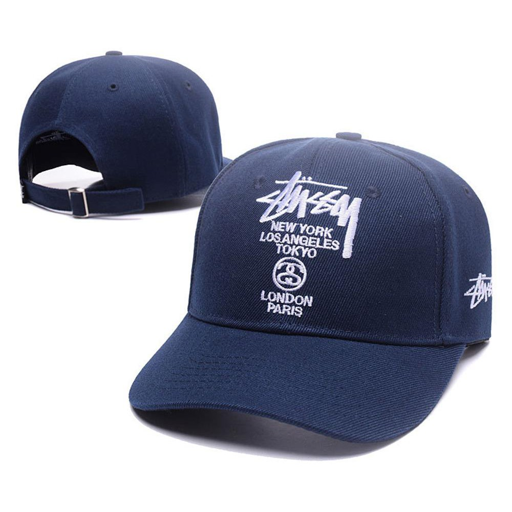 DISKON Topi Baseball Strapback Caps New Era MLB NY New York Yankees Hitam  Full Black Bordir Import  470089e0f5