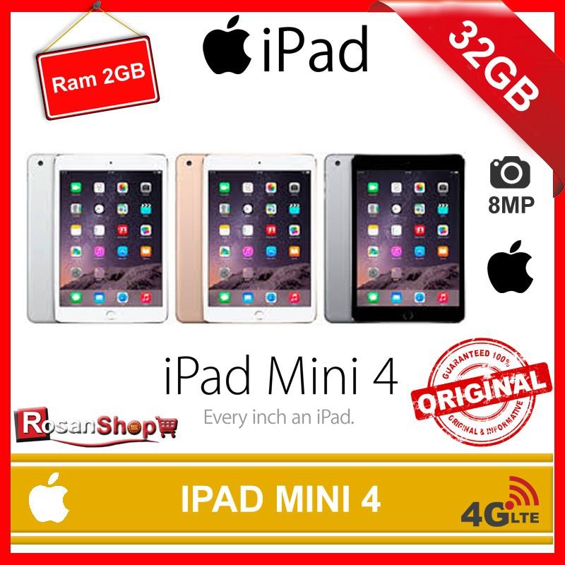 Ipad mini 1 white 16GB / 32GB celluler (4G) + wifi , fullset  