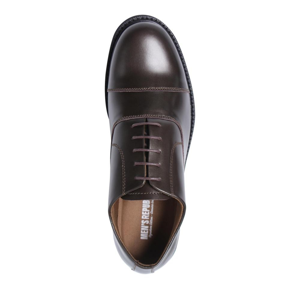 Sepatu Kulit Mens Republic Grande Derby Maroon Dr Kevin Men Formal Shoes 13343 Black Hitam 41 Shopee Indonesia