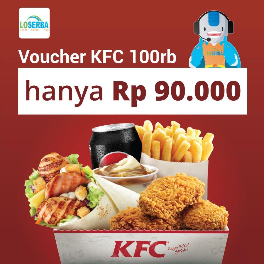 Kfc Promo 50 Ribu 100 50000 100000 Shopee Indonesia Voucher Map 100ribu