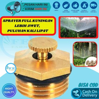sprayer air sprinkler taman garden sprayer benih pertanian kebun taman 1