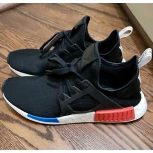 Nmd Xr1 Og Black Size 41 Shopee Indonesia