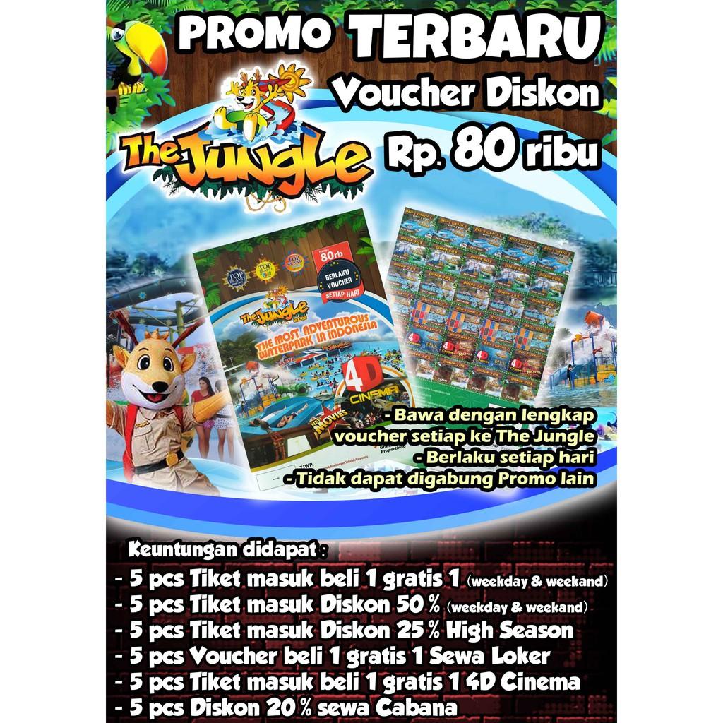 Belanja Online Event Ticket Voucher Shopee Indonesia Tiket Fisik Garden By The Bay Ter Adult Open Date