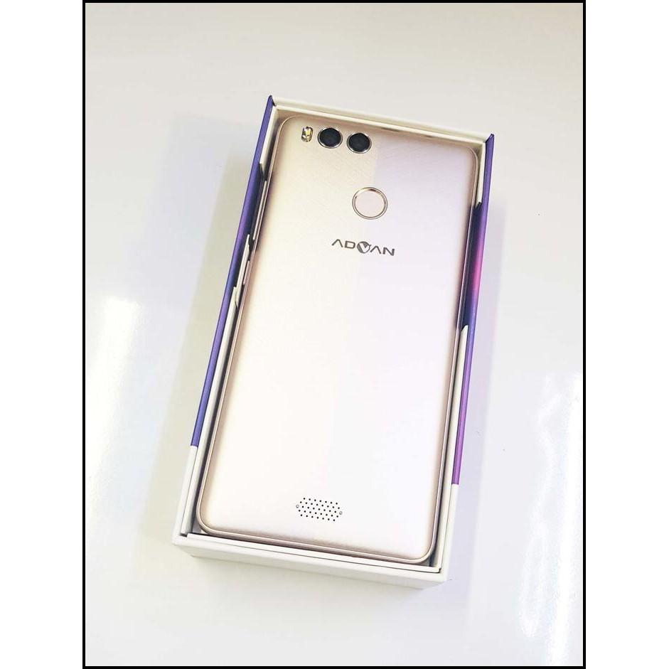 Promo Advan I5c Lite Fingerprint 4g Lte Ram 1gb 8gb Garansi Resmi