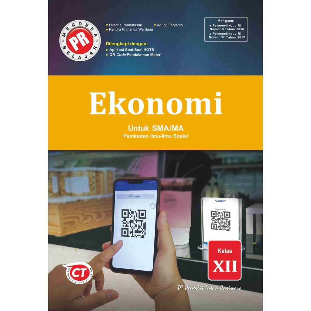 Buku Pr Ekonomi Sma Kelas 10 11 12 Intan Pariwara Semester 1 Dan 2 Th 2020 2021 Shopee Indonesia