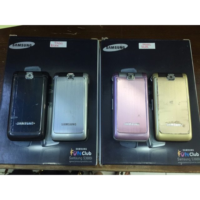 Samsung S3600 Shopee Indonesia