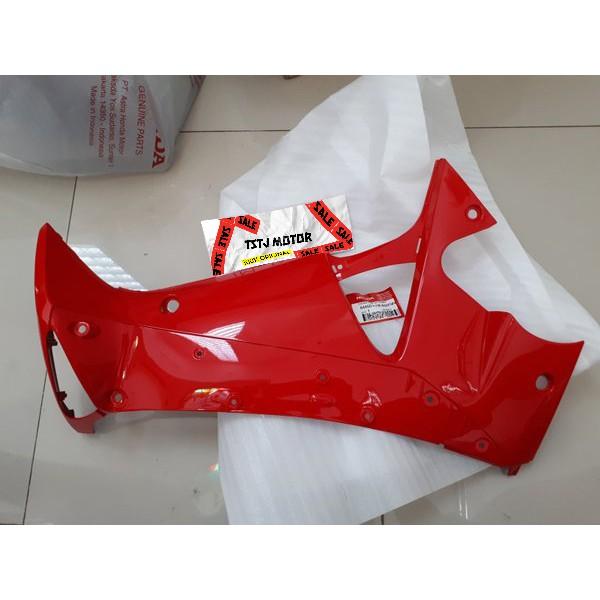 Cover Sayap Dalam Kiri Supra X 125 Old Warna Merah - 64450KTM850FMV