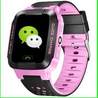 Jam Tangan Hp Anak Smart Watch Kids Nelpon Layar Sentuh Handphone GPS ,,.. | Shopee Indonesia