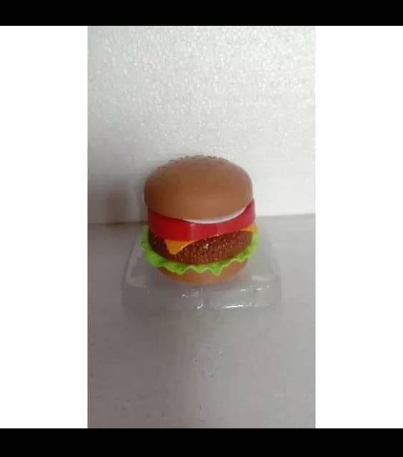 Mainan Burger Burgeran Anak Shopee Indonesia