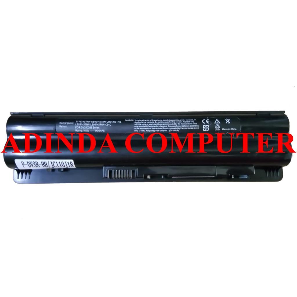 Baterai Hp Compaq CQ35 CQ35-200 CQ35-300 CQ35-400 CQ36-100 OEM