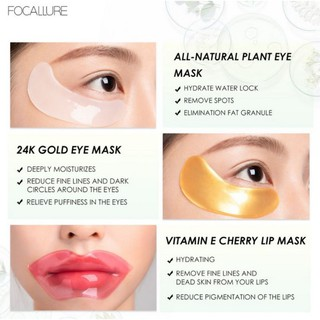 FEFUTTI CO. Focallure Masker Mata Anti Aging Kerut Lingkaran Hitam 4