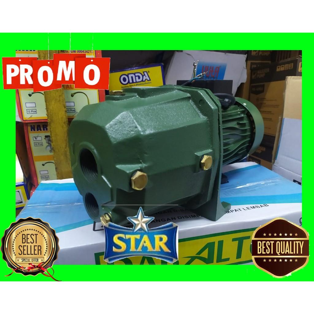 Pompa air jet pump DAB ALTO 255 otomatis 30 meter | Shopee ...