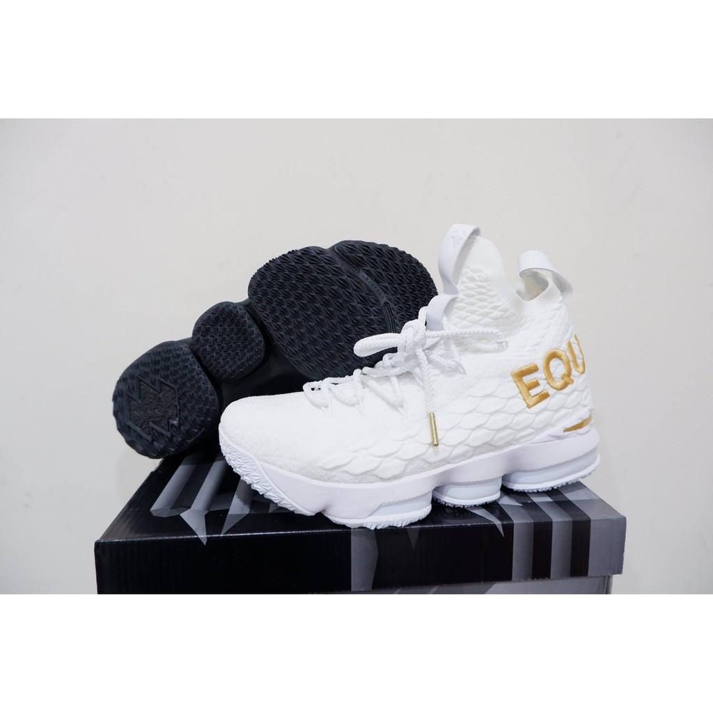 sports shoes 39967 7f1f9 sepatu basket nike lebron 15 equality yin yang | Shopee Indonesia