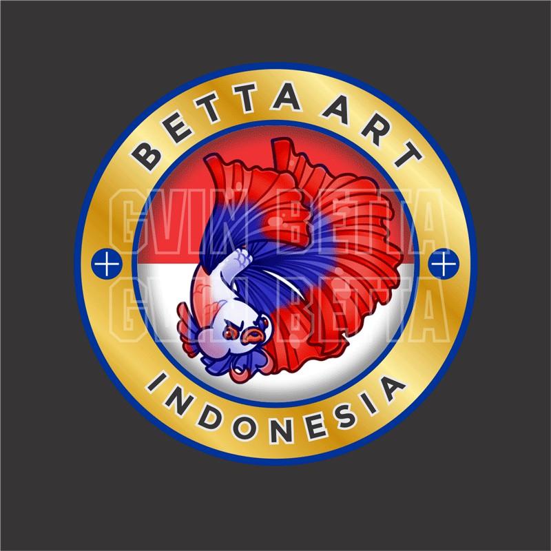 Jual template logo ikan cupang,betta,logo cupang | Shopee
