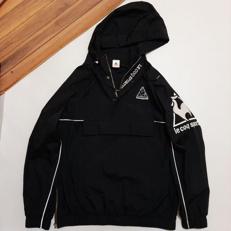 cagoule anorak jacket jaket hooligan casual le coq sportif original bkn adidas ellesse stone island