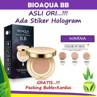 Bioaqua BB Cushion - Bedak Bioaqua thumbnail