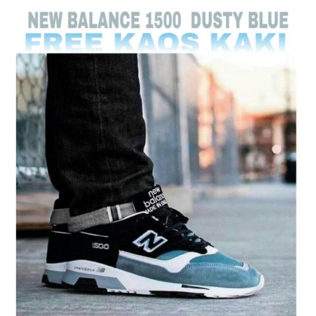 NEW BALANCE 1500 DUSTY BLUE PREMIUM QUALITY  fa742b3c60
