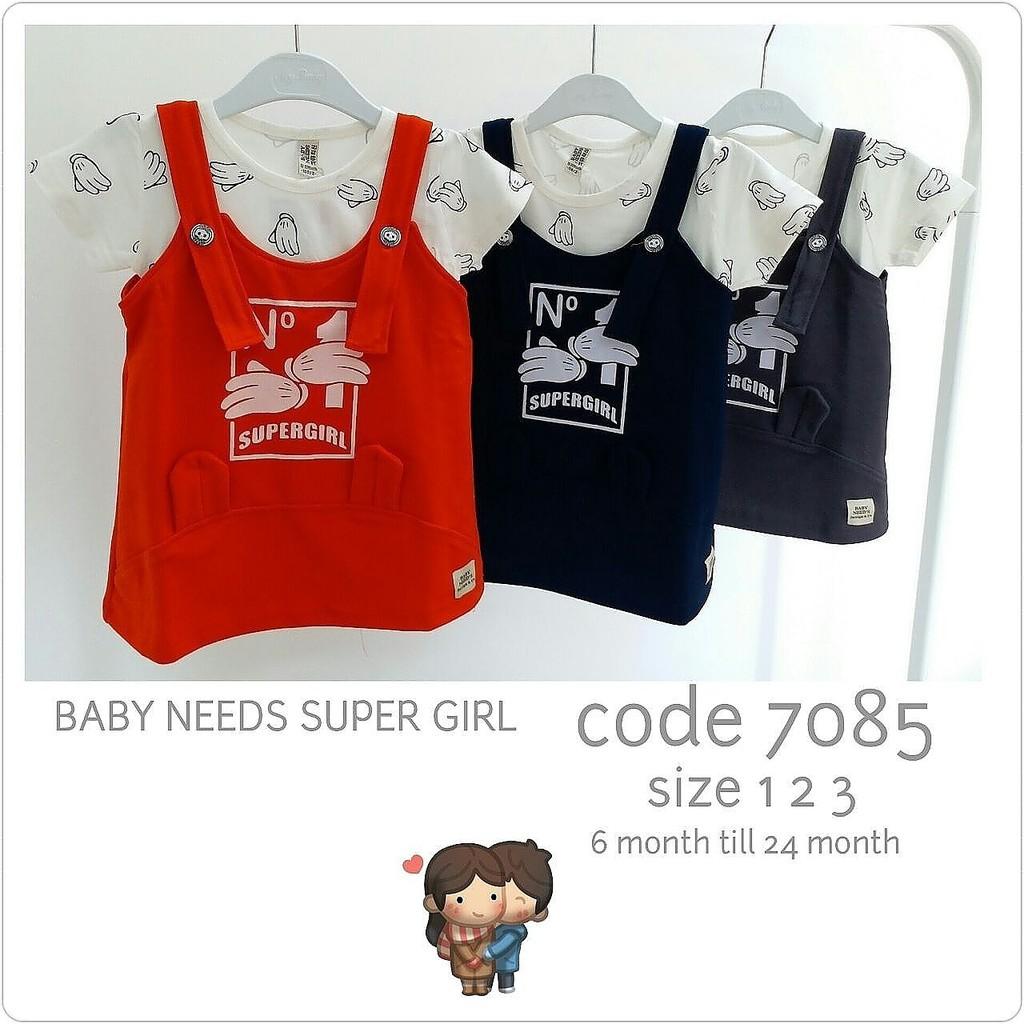 Macbee Kids Baju Anak Dress Sailor Laura Shopee Indonesia Sweet Polkadot Size 2 Merah