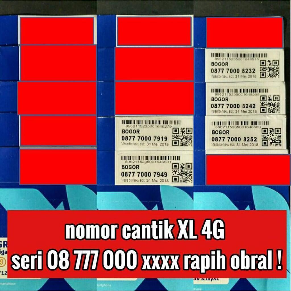 Nomer Cantik Axis Kartu Perdana Nomor Axianta Shopee Indonesia No Hitz 3g 4g