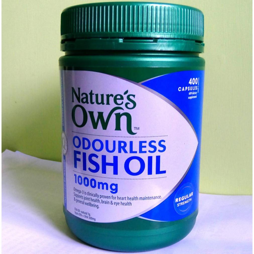 Ready Stock Blackmores Fish Oil Minyak Ikan 1000mg 400 Capsules Omega Triple Concentrated Odourless Anti Inflammatory 150 Kapsul Vanilla Shopee Indonesia