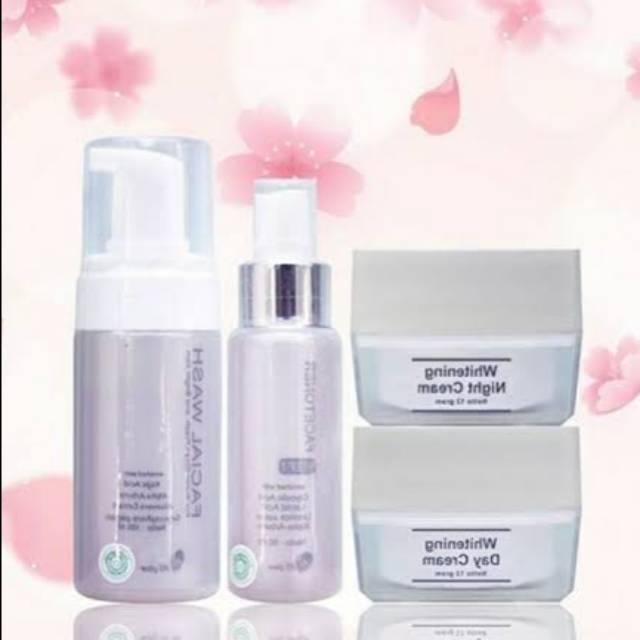 Ms Glow Malang Paket Whitening Glowing Shopee Indonesia