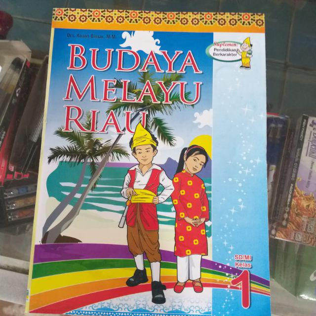 Download Buku Budaya Melayu Riau Sd Kelas 6 - Dunia Sosial