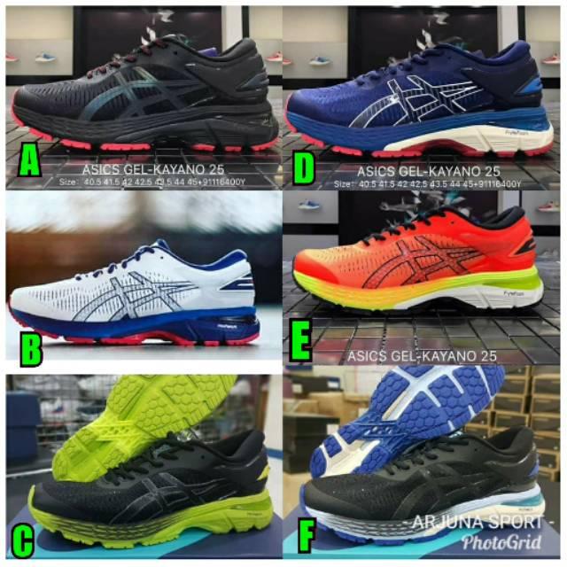 Super Murah Sepatu Voli Asics Gel Kayano 21 Cewek   Olahraga Sport volley  ca17ea706b
