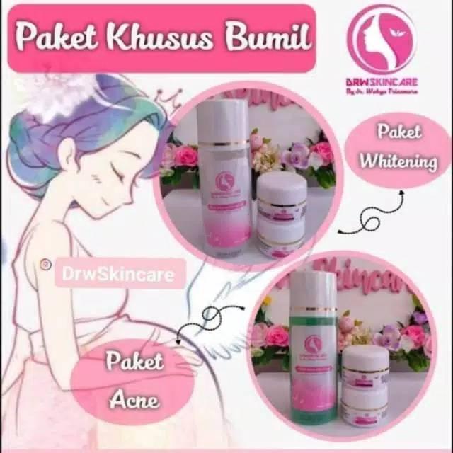 Krim Ibu Hamil By Drw Skincare Aman Shopee Indonesia