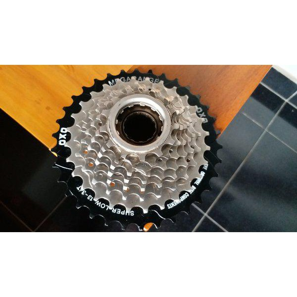 Paling Populer Freewheel Gear Oxo 8 Speed Drat Ulir