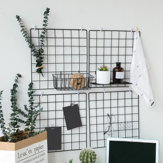 guninco segi 35x35 wire grid wire mesh wall hiasan dinding