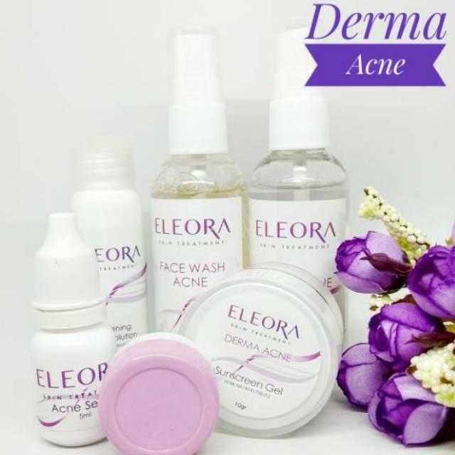 ELEORA - Derma Acne BPOM | Cream Eleora Derma Acne | Cream Jerawat Eleora