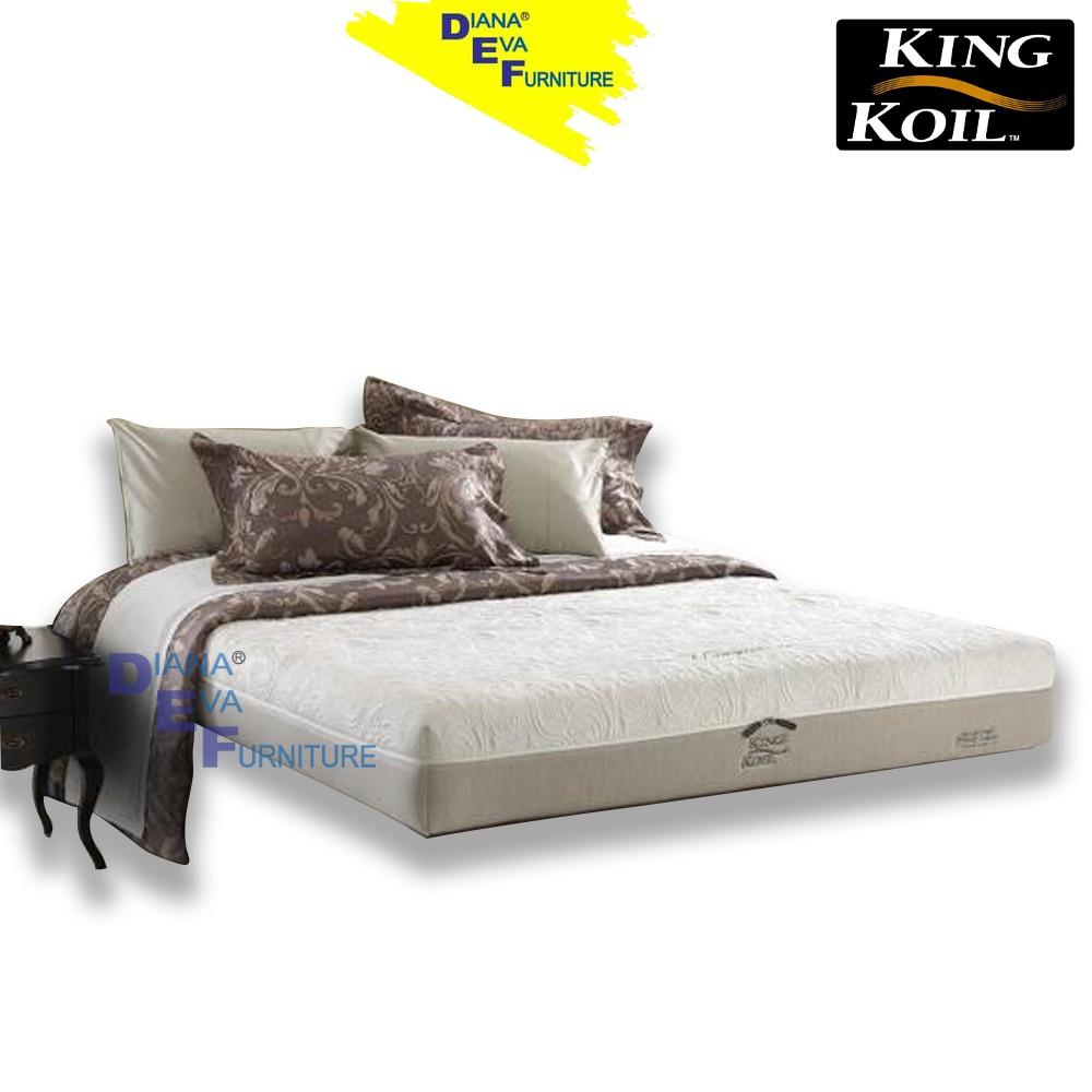 Kasur King Koil Spring Bed Marques ( Kasur only )