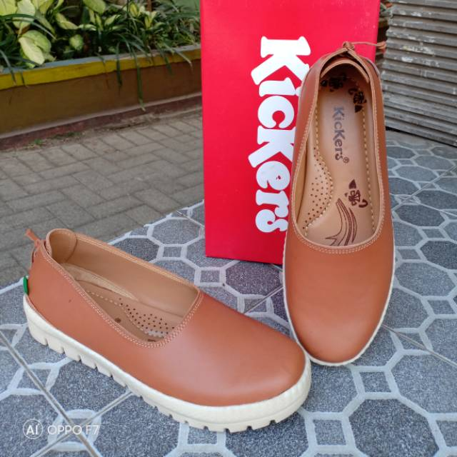 Sepatu kickers .